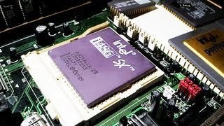 WORLD RECORD*: Windows 2000 running on Intel i486 SX 25 MHz