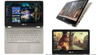 استعراض للحاسب المتحول ASUS ZenBook Flip:الجيل السابع من أنتل!