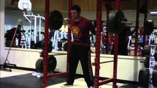 Change the game: Christmas eve squats Ben Rice