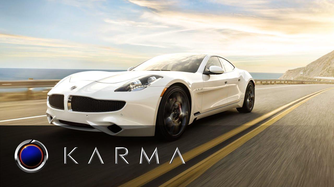 Karma Revero 2018 | Born in California | Karma Automotive