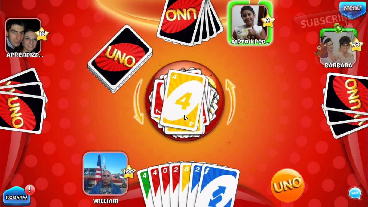 How to Play UNO on Facebook