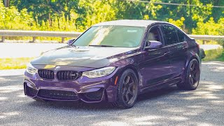 homepage tile video photo for FIRST MOD FOR THE F80 M3!! (RANDOM NEW CAR??)