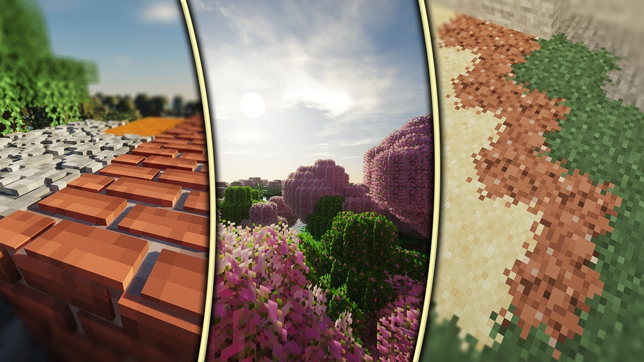 9 Awesome Minecraft Resource Packs That Improve The Vanilla Look