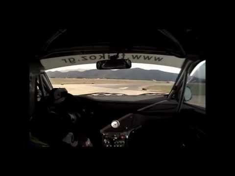 Panos Kirkos Incar Tripoli Racetrack - Hellenic National Speed Track Championship 04/11/2012
