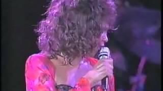#nowwatching Whitney Houston LIVE - Nobody Loves Me Like You Do