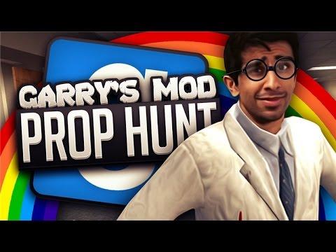 GMOD Prop Hunt Funny Moments #7 (Garry's Mod Prop Hunt)