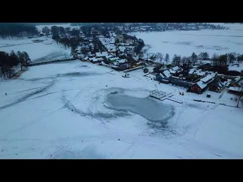 Lithuania Aerial Footage