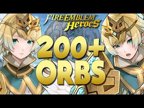 Fire Emblem Heroes | LEGENDARY HERO SUMMON BANNER + GooglePlay Giveaway! 🔴LIVE  [Part 78]