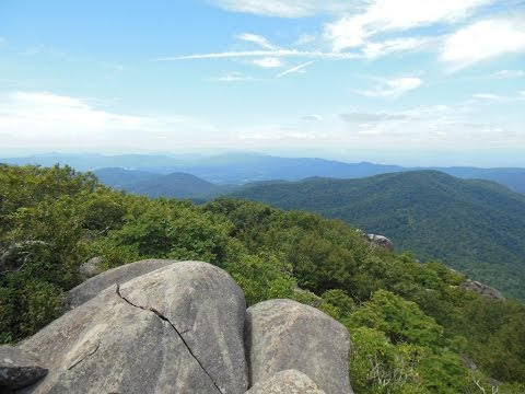 Flat Top Mtn - Peaks of Otter, VA