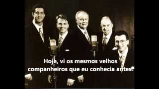 Thanks to Calvary - Legendado