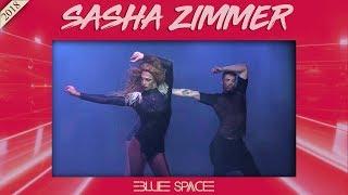 Blue Space Oficial - Sasha Zimmer e Ballet - 06.05.18
