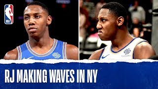 RJ Making Waves In NY | Best Of RJ Barrett | Part 1 | 2019-20 NBA Season
