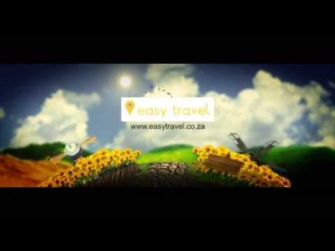 Easy Travel South Africa Video Advert