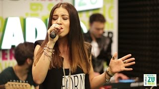 Nicoleta Nuca - Nu sunt (Live la Radio ZU)