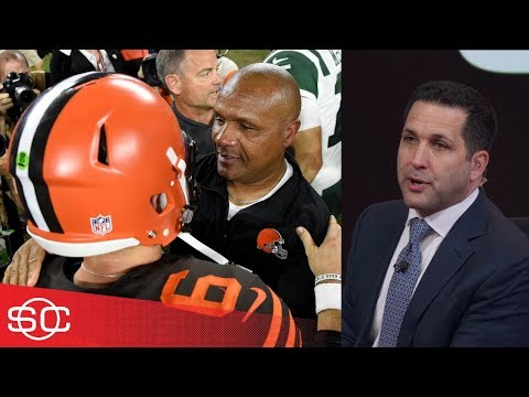 What the Browns firing Hue Jackson means for Baker Mayfield | SportsCenter