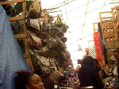 Nassau Bahamas Flea Market