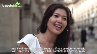 Travelgirls.com : Adelina in Milan