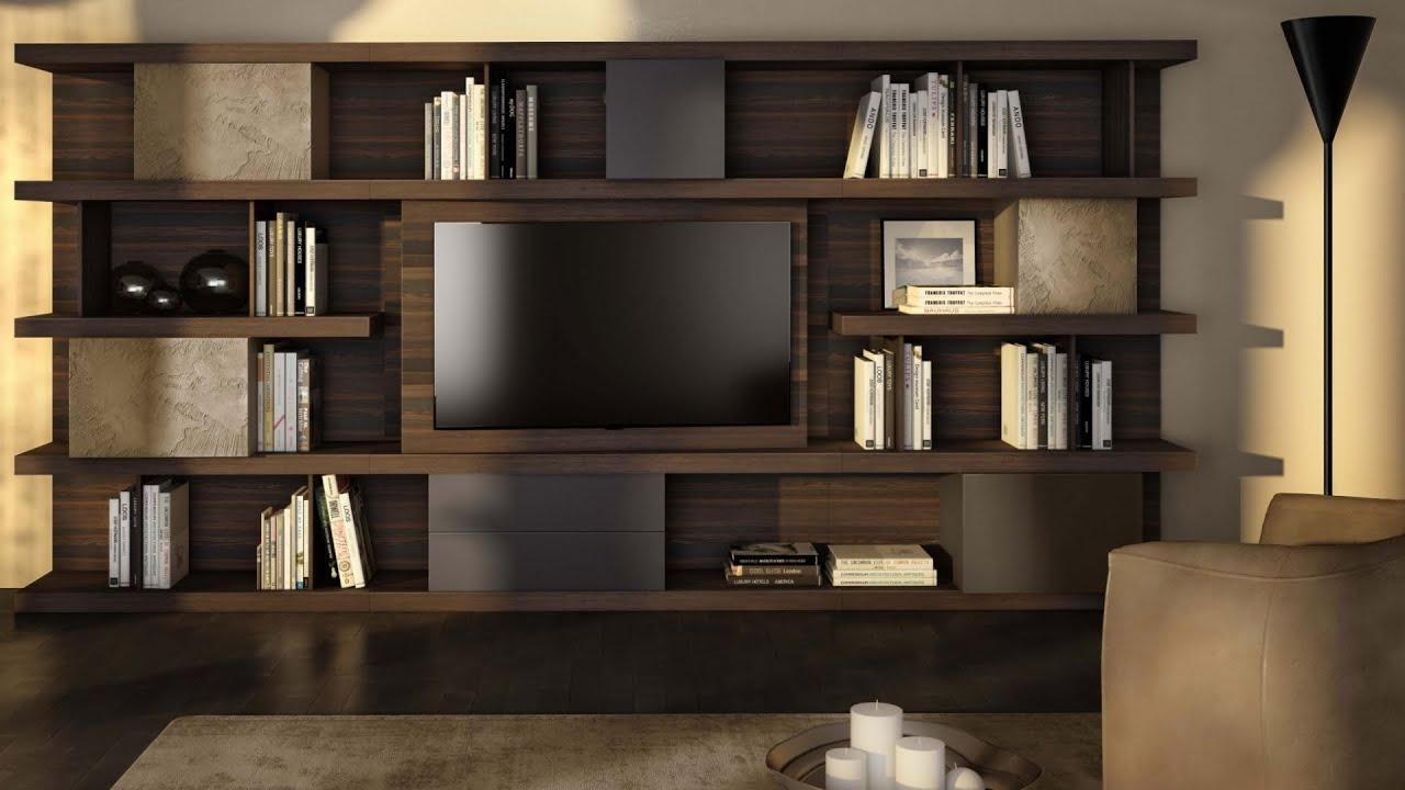 Kubika natuzzi italia modular wall youtube for Natuzzi muebles