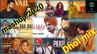 New Punjabi mashup Dhol mix July 2020 Ft JP lahoria production