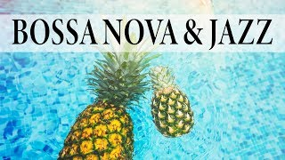 Summer Cafe Music - BOSSA NOVA & JAZZ - Relaxing Instrumental Music For Work, Study-Background Music