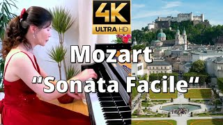 Sonata Facile by Mozart. Now t…
