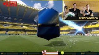FIFA 17: OMG TOTY IN A PACK+ PENIS-RAKETE !!!! WEEKEND LEAGUE - ULTIMATE TEAM (DEUTSCH)