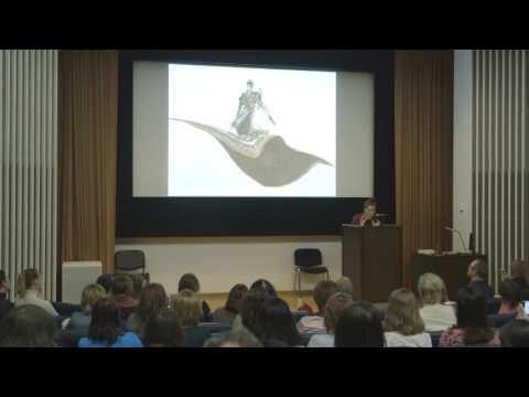 Лекция Марины Уорнер «Сказки-кочевники и ковры-самолеты: путешествия слов»