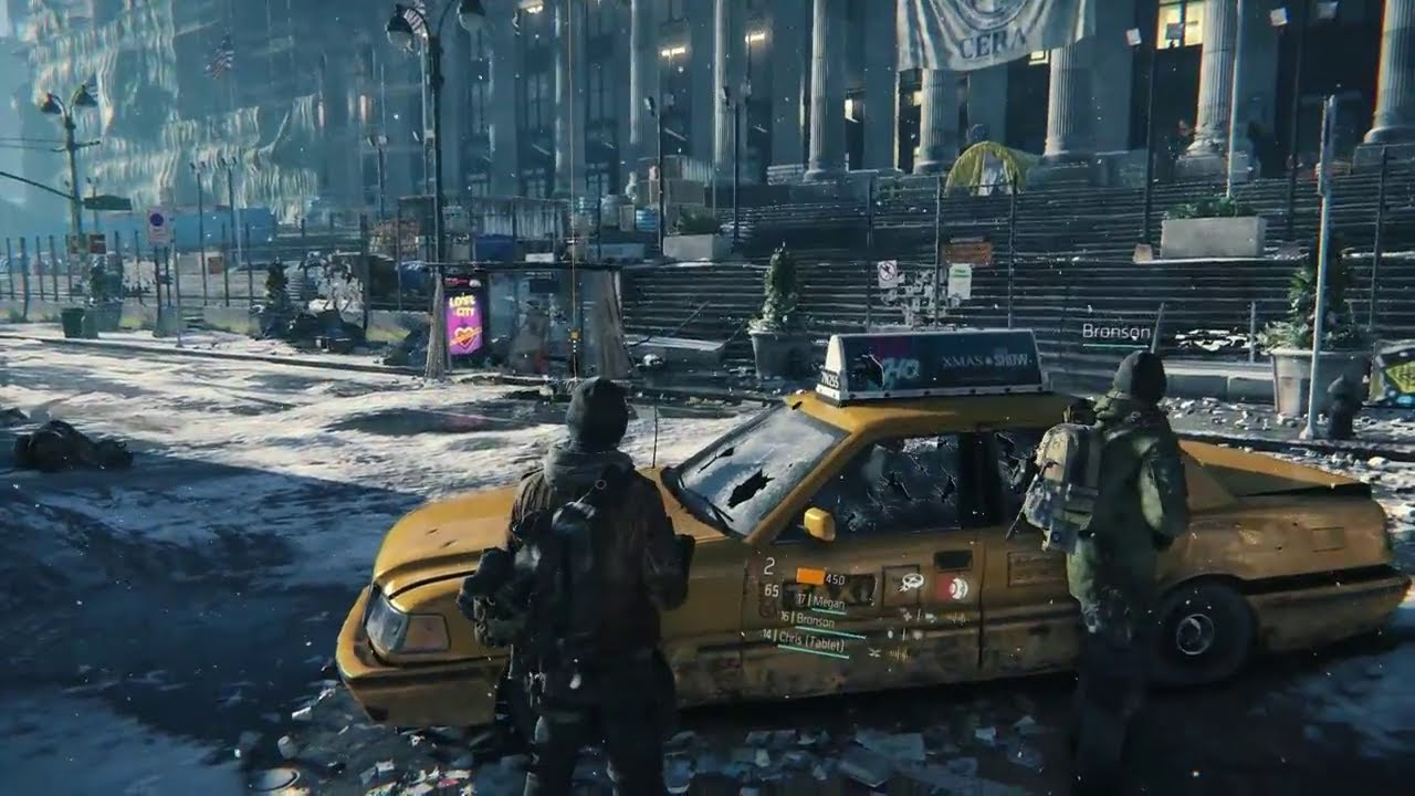 The division free play days