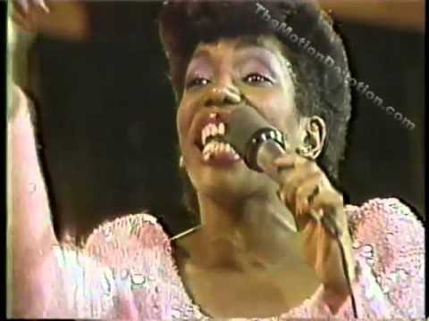 1981 STEPHANIE MILLS & LIONEL HAMPTON at the Kennedy Center