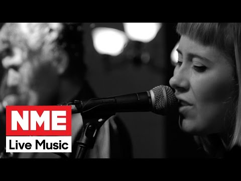 Girlpool Cover Radiator Hospital's 'Cut Your Bangs' In NME Session