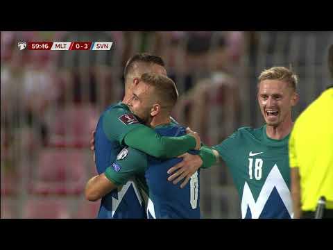 Malta Slovenia Goals And Highlights