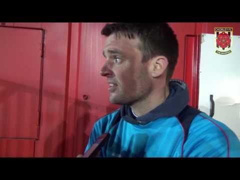 Salford City 1-1 Chorley Post Match Interview