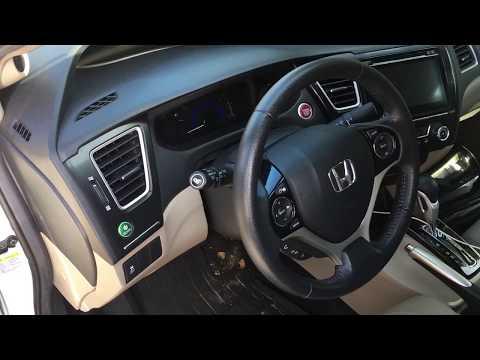 Honda Throttle Body Reset (TPS Calibration)