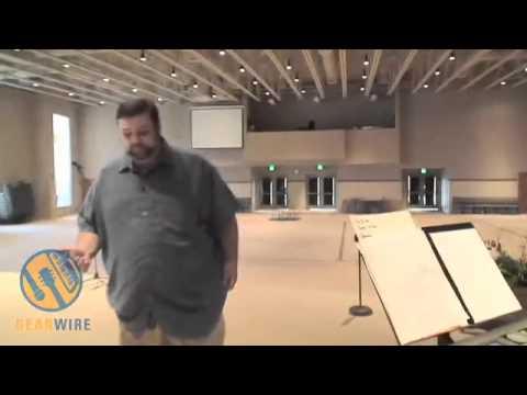 4218cd0f860 PreSonus HP4 Headphone Amplifiers At Suncrest Christian Church - YouTube