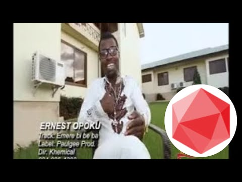 Ernest Opoku Ft  Evang  Akwasi Nyarko - Emere Bi Be Ba (Official Video)