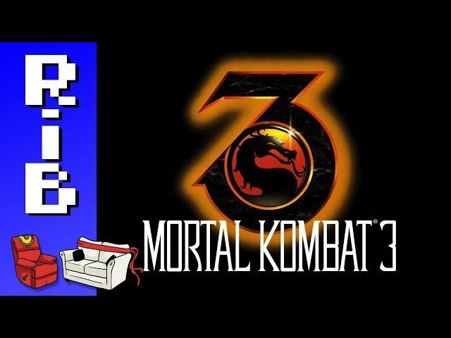 Mortal Kombat 3! - Fatality Cancels! - Run it Back!