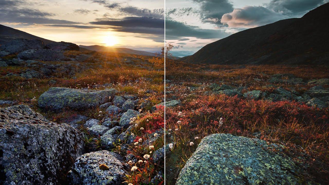 Обработка СТАРОЙ фотографии в НОВОМ стиле | Цветокоррекция в Adobe Lightroom