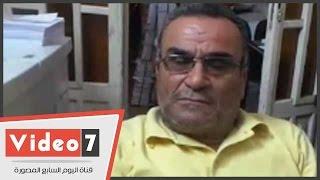 بالفيديو.. شهود عيان على حادث متحف الشمع: أمين الشرطة تلقى رصاصة فى رأسه