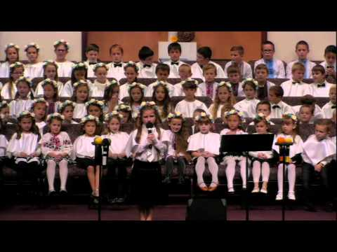 October 25th, 2015: Children Choir Fall Special