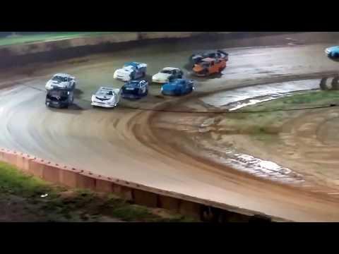 Pony Feature @ Wartburg Speedway (6-3-17)