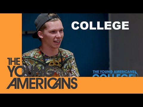 Walter Francis - The Young Americans College of the Performing Arts