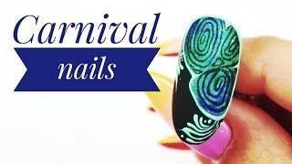 💅💅 :: Carnival Nails :: 💅💅 Nailart by Natalia