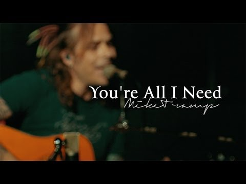 Mike Tramp - You're All I Need (Acoustic Version)