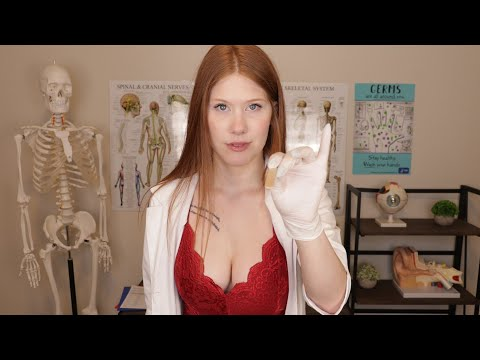 ASMR Comprehensive Physical Exam | Soft Spoken Medical RP from YouTube · Duration:  50 minutes 25 seconds