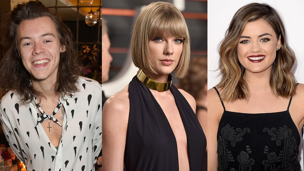 Lucy Hale, Taylor Swift & Harry Styles SLAMMED By The Internet For THESE Controversial Tweets