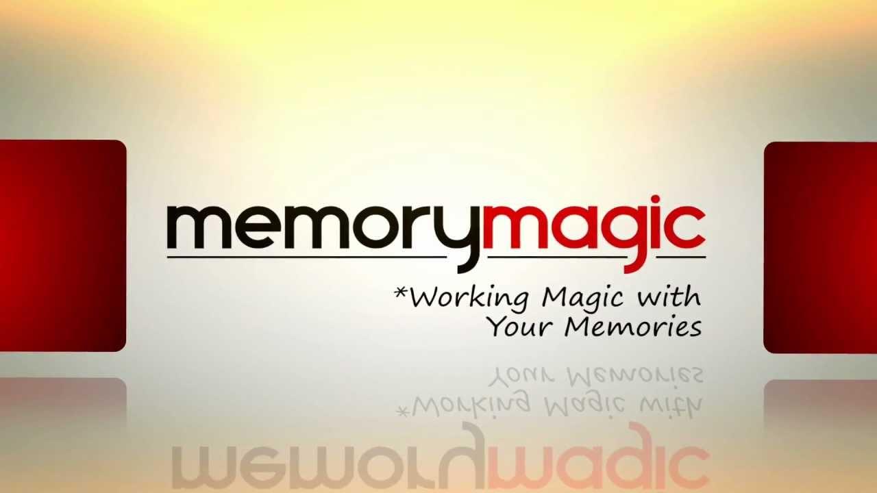 creating a memorial slideshow
