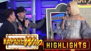 Jhong and Vhong notice that Vice drives them to fight | It's Showtime KapareWho
