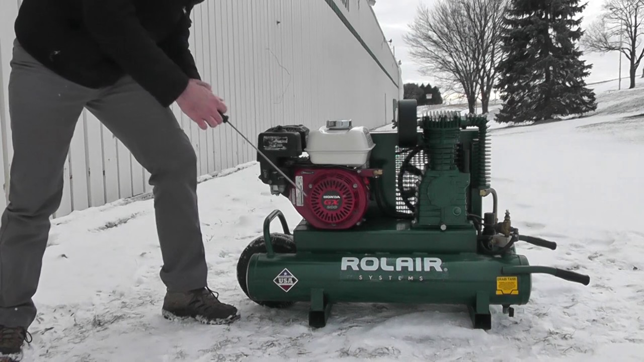 Electric Powered Air Compressors