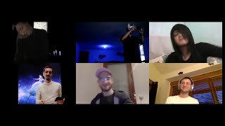 iamamiwhoami with Nicki Minaj; ripple - WINTER MACHINEE 2020 virtual party