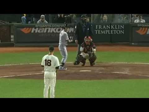 Gregor Blanco - The Unbelievable Catch (06-13-2012)